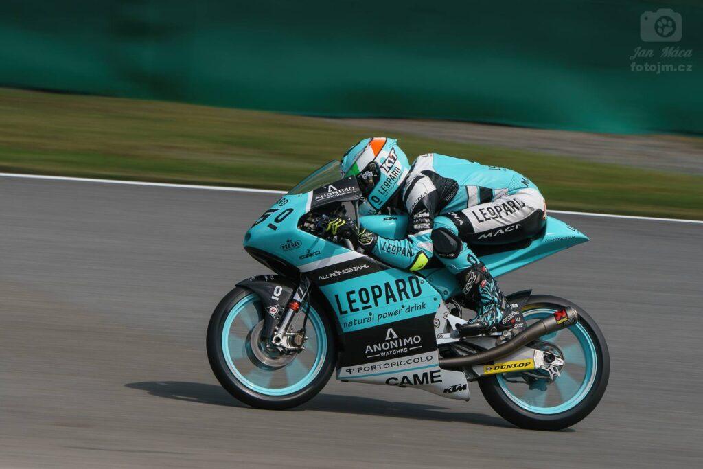 Andrea Locatelli - Moto 3 - 2016