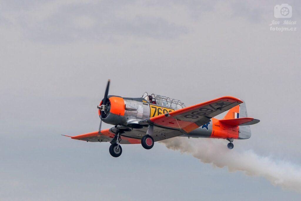 Harvard Mk.II