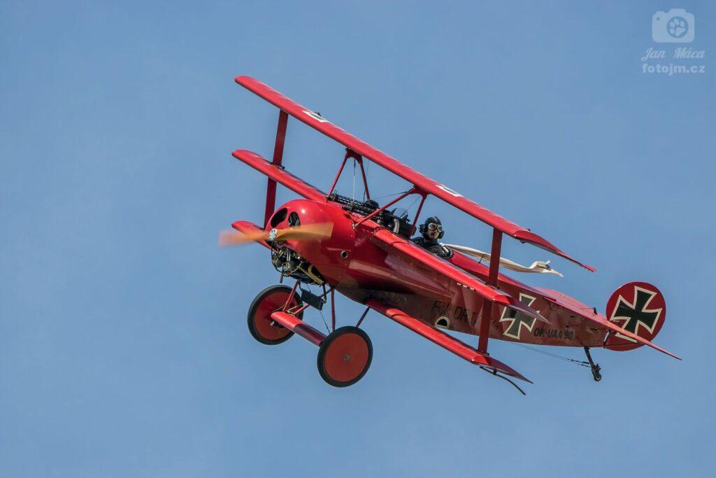 Red Baron - Fokker Dr.I